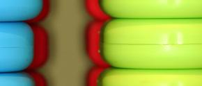 Piezas utilizadas en la Clínica Ortodoncia en Vilagarcía